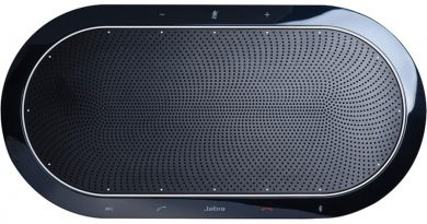 Speak 810 –  Professional speakerphone with superior audio for larger conference rooms from Jabra
